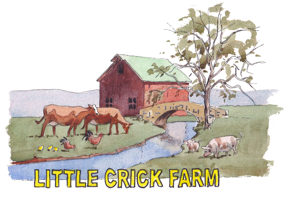 Little Crick Farm